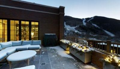 Luxury Ski Chalet 3D Model