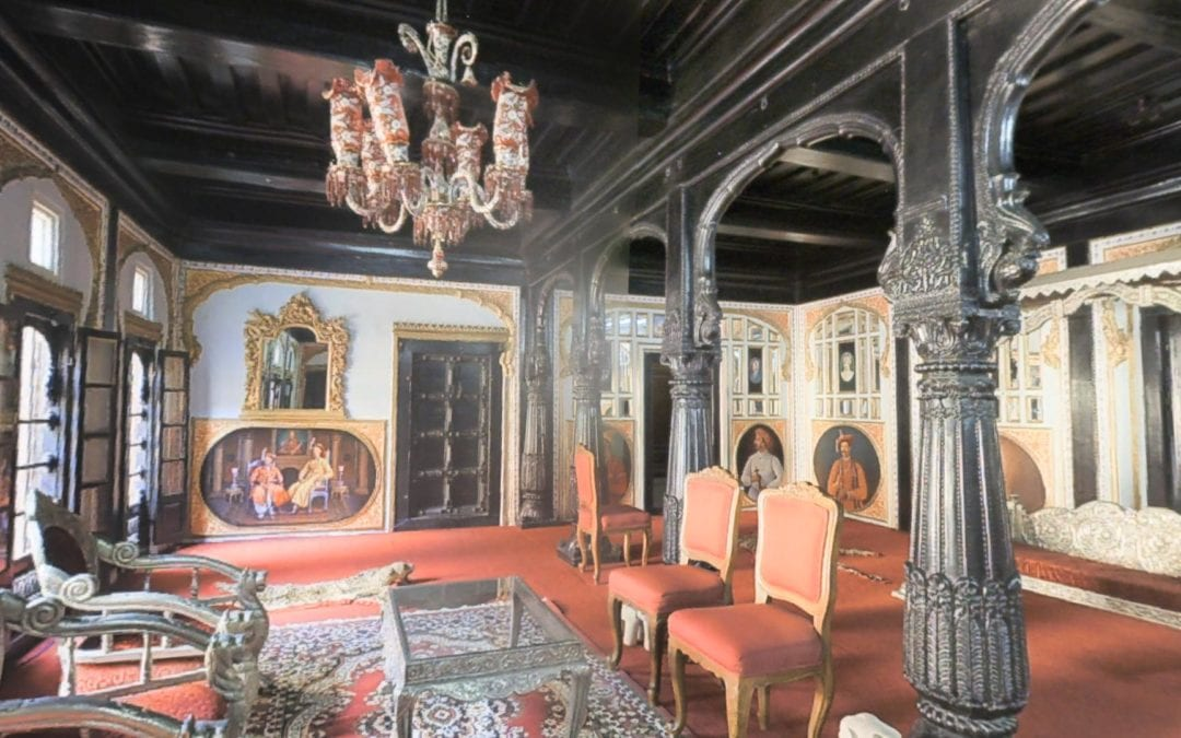 Phaltan Palace, Mumbai, India