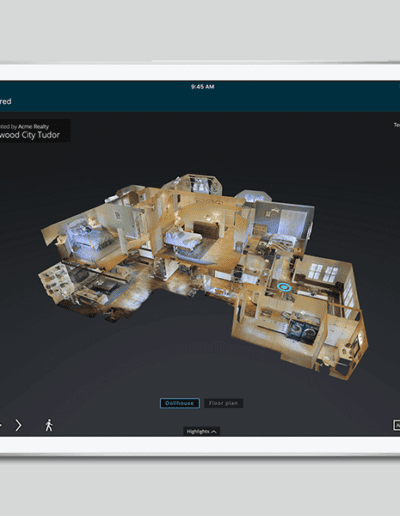 3D Showcase for iPad