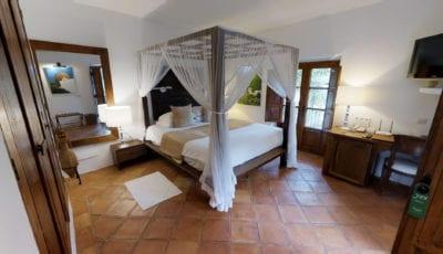 Atzaro Hotel, Ibiza 3D Model