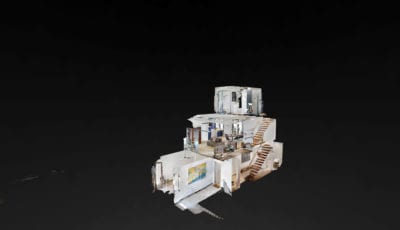 Holiday Home 3D Model