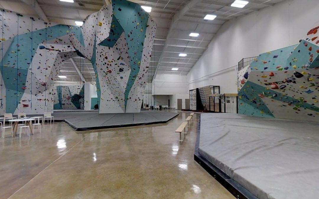 Zenith Climbing Centre