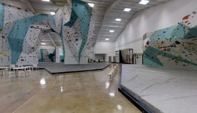Zenith Climbing Centre 3D Model