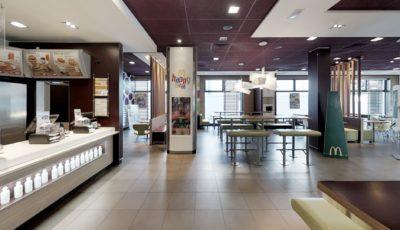 McDonald's – Jesi, Italy 3D Model