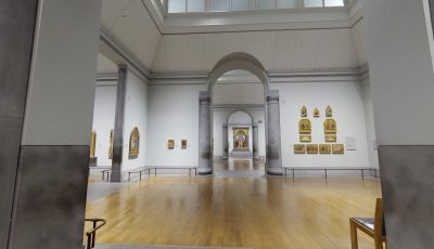 National Gallery 3D Model